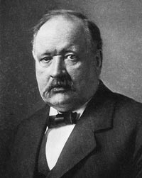 С. А. Арреніус (1859–1927)