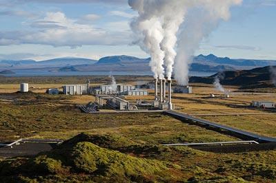 Геотермальний завод