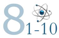 1.10. Періодична система хімічних елементів  з позиції теорії будови атома