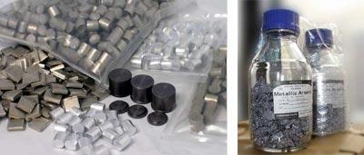 Зразки металів
